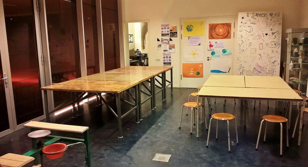 Atelier 1 in De Kom